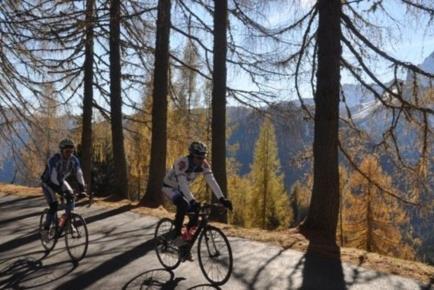 carnia in bici